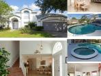 Florida Vacation Villa near Disney World, Universal Studios, Islands of Adventure, Sea World, Etc.
