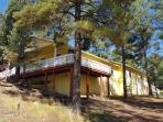 Sunshine Mountain Cabin Property has plenty of room to roam!