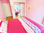The Twin Bedroom (Pink)