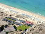 Surrounding Area (Barril Beach, with the Train station, the restaurants, the bars, the sports activi