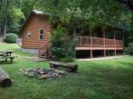 FOX CREEK HILLSIDE CABIN in the Smokies