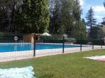 Zona deportiva piscina adultos