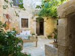Inner courtyard!