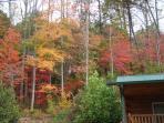 Fox Creek Meadowside in the Fall