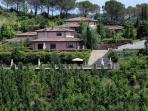 2 bedroom Apartment in Montaione, San Gimignano, Volterra and surroundings