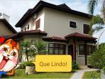 Casa com luxo requinte! 450,00m2 04 suites, ar piscina