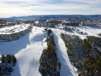 Mountain Lodge #207 and  #255  - 2br/2ba - Ski In/Out - Wifi, Gated parking