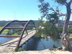 Pennyback Bridge (aka 360 bridge) offers an awesome scenic drive