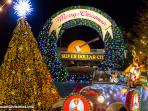 Silver Dollar City Christmas in November and December