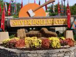 Silver Dollar City only 10 minutes away!