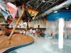Indoor Aquatic Center only a mile away!