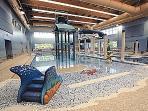Indoor Aquatic Center ! Great for small children!