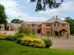 RICHMOND HALL, country hall, gym, sauna, snooker room, indoor heated pool, in St Asaph, Ref 906816
