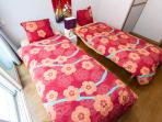 The Master Bedroom (Red Bed)