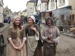 Poldark filming in Corsham