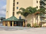 Front view of Sunglow Resort