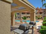 Soak up the sun in one of the gorgeous community pools.