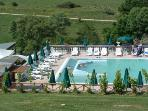 Stigliano Thermal baths 15 minutes from the villa