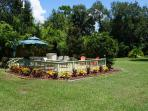 FANTASTIC 20 X 30 BBQ SUNDECK  SET IN ONE ACRE FENCED AND PRIVATE A RARE FIND
