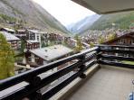 balcony on village side