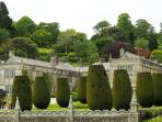 Lanhydrock House and Gardens.