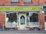 Village tea shop