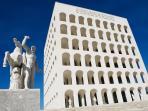 Il Palazzo della Civiltà e del Lavoro