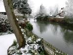 Pixie Place, a winter wonderland