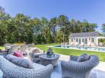 Relax in Style, Spacious Patio