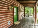 Mountain Perch #2134- Outside Deck