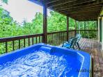 Mountain Perch #2134- Hot Tub with A View
