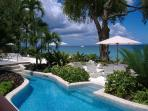 Pure heaven - ground floor apartment with direct access to pools, gardens and beach