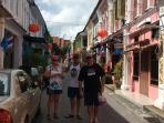 Phuket town trip