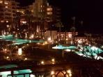 Grand Solmar at night