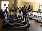 State of the art fitness center-free!