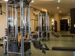 All new Life Fitness equipment