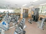 Gym with Top Quality Exercise Equipment
