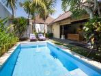The Pool (Second Villa)