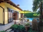 Villa Biganzolo Verbania, Lake Maggiore - NORTHITALY VILLAS Vacation Villa Rentals