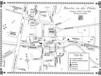 Map of Bourton.