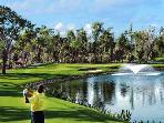 World-class golfing in the Riviera Maya