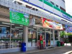 Convenience store 20 meter from Hotel