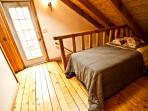 Sleeping Loft Trundle--2 Twin Beds