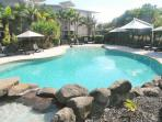 Smaller Heated Tropical Pool