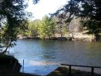 Muskoka River in the Spring