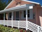 Bayfront Cottage Front Porch