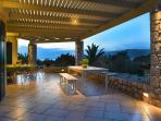 Veranda Area - Beautiful evenings
