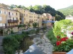 Beautiful nearby village