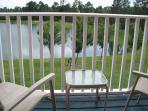Master Bedroom Balcony view