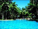 Resort like compound